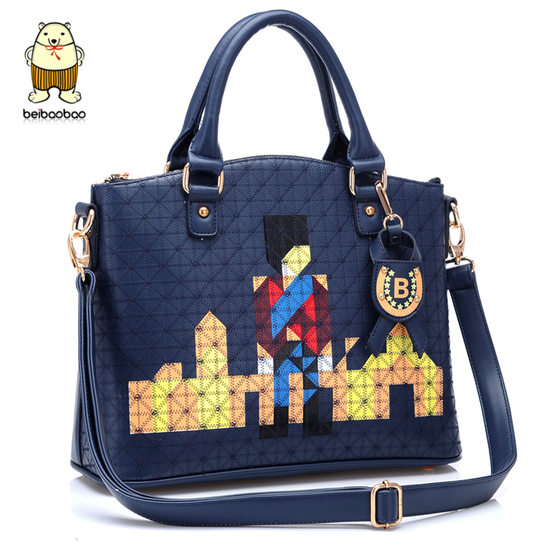 Bag new bag 2013 new embroidery 9,494 North Korean OL female simple commuter shoulder bag Korean wave