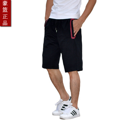 Sports shorts male summer thin section breathable basketball shorts shorts casual shorts