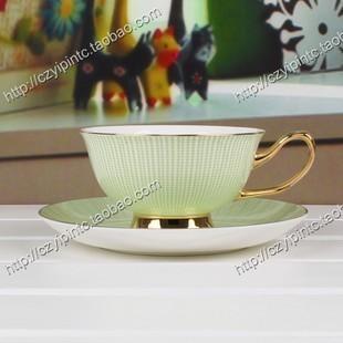 意大利之夏系列十款欧式骨瓷咖啡杯套装情侣对杯结婚礼物新居送礼