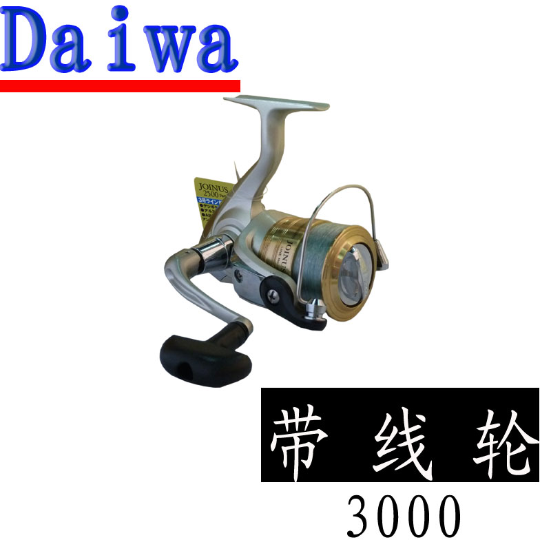 Катушка для спиннинга DAIWA JOINAS 3000 DAIWA / up to gigawatts