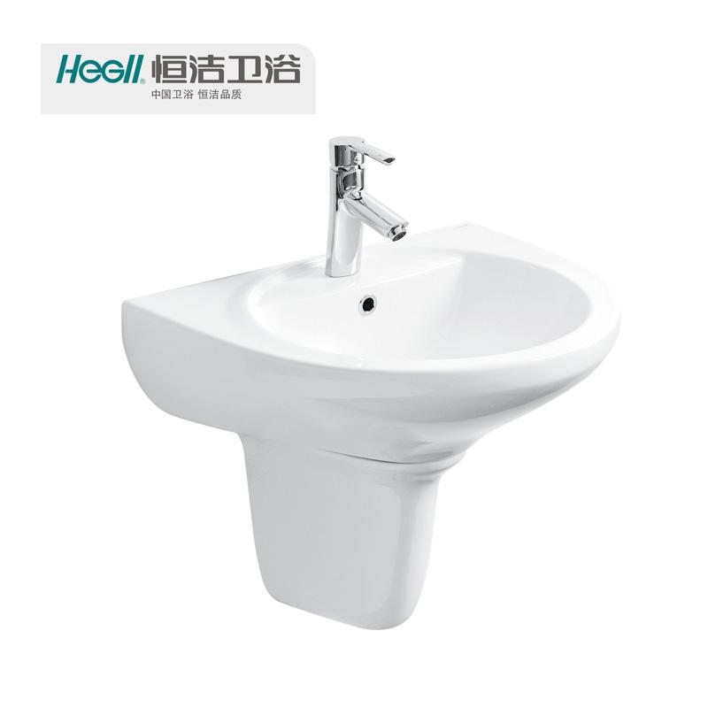 高温陶瓷洗脸盆 H223