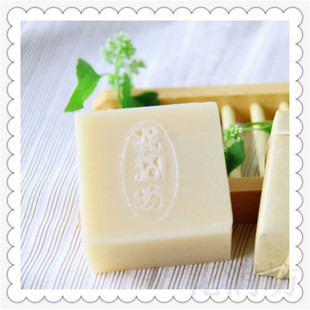 Hanfang seven white pure natural handmade soap Imperial secret recipe moisten the beautiful white light spots, removing yellow color