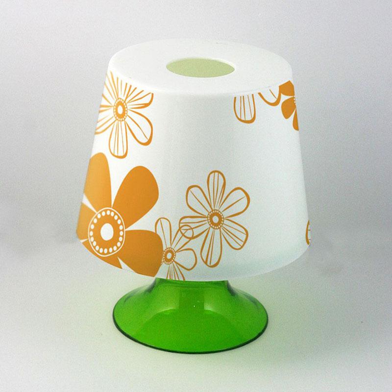 艾可思正品创意环保时尚台灯纸巾筒防水纸巾架个性居家生活礼品