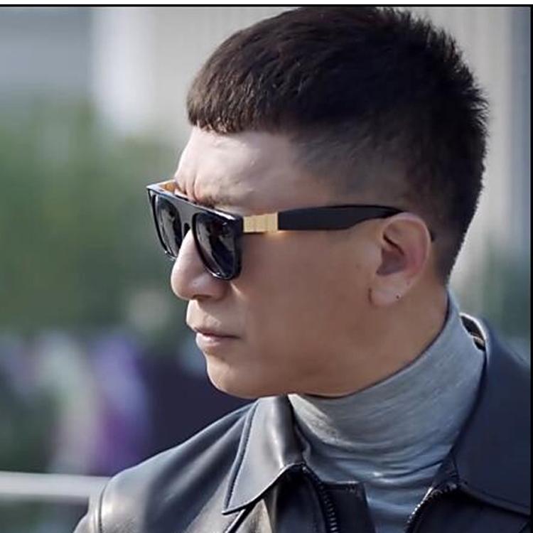 2017好先生孙红雷同款太阳镜墨镜明星同款男开车司机眼睛男士眼镜