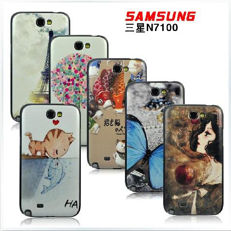 Чехлы, Накладки для телефонов, КПК OTHER N7100 GALAXY SAMSUNG NOTE2