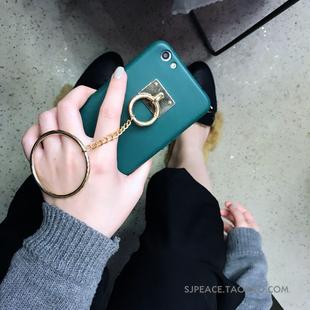 韩国大热铁环vivox7手机壳女款x7plus保护套x6硅胶全包软壳x9挂绳