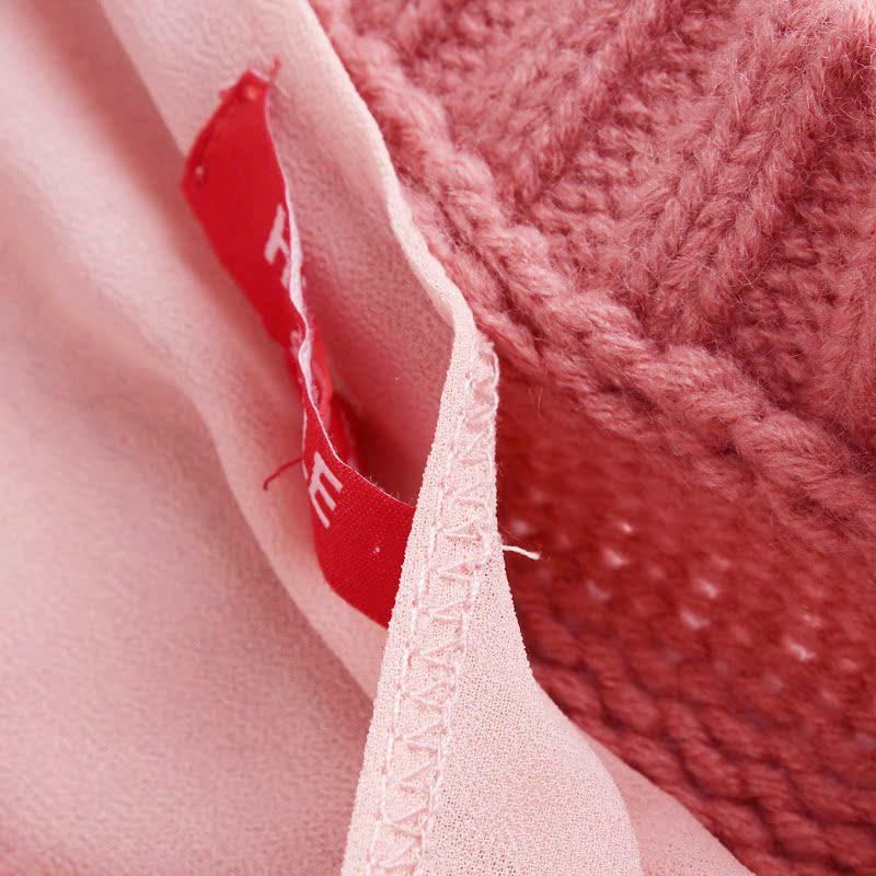 Свитер женский Korean homes have clothes ek2099 2012 Акриловое волокно Осень 2012 Длинный рукав Другой тип рукава Закругленный вырез