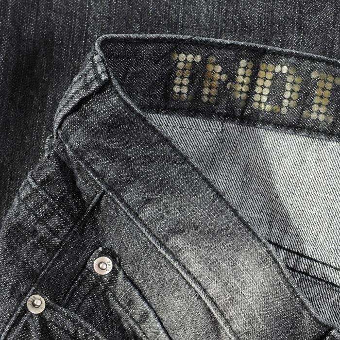 Джинсы мужские Jeanswest 03/181159 181159 140 Облегающий покрой Классическая джинсовая ткань Модная одежда для отдыха