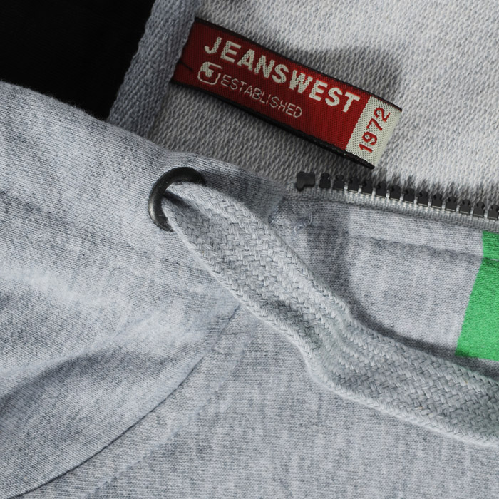 Толстовка Jeanswest JW/21/321061 2012 Кардиган Осень Модная одежда для отдыха