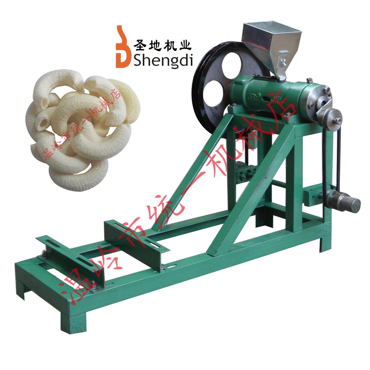 Попкорн машина 3-полые стержень автоматической резки экструдер пищевой экструдер, крупы экструдер, трубы экструдера