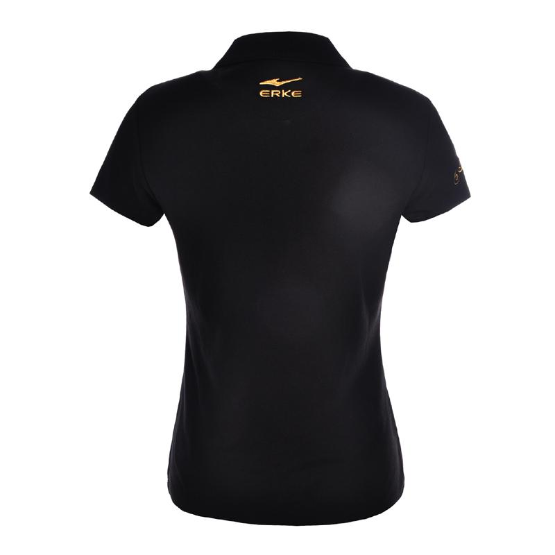 Рубашка поло The Erke 12212202624 Polo Женские Разное Стандартный Короткие рукава ( ≧35cm ) Логотип бренда Комплексные тренировки