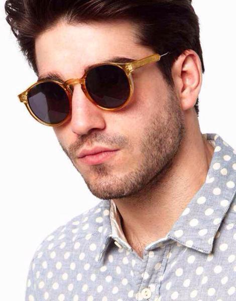 必備款透明色太陽眼鏡