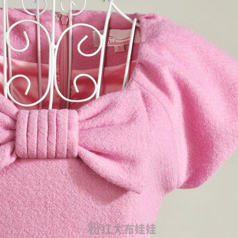 Женское платье Big pink cloth doll s01zc 2011