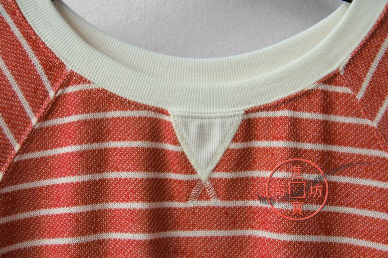 Толстовка женская 124125619 специальные! Прохладный круг, мыть хлопка полосатый длинный рукав хлопок свитера