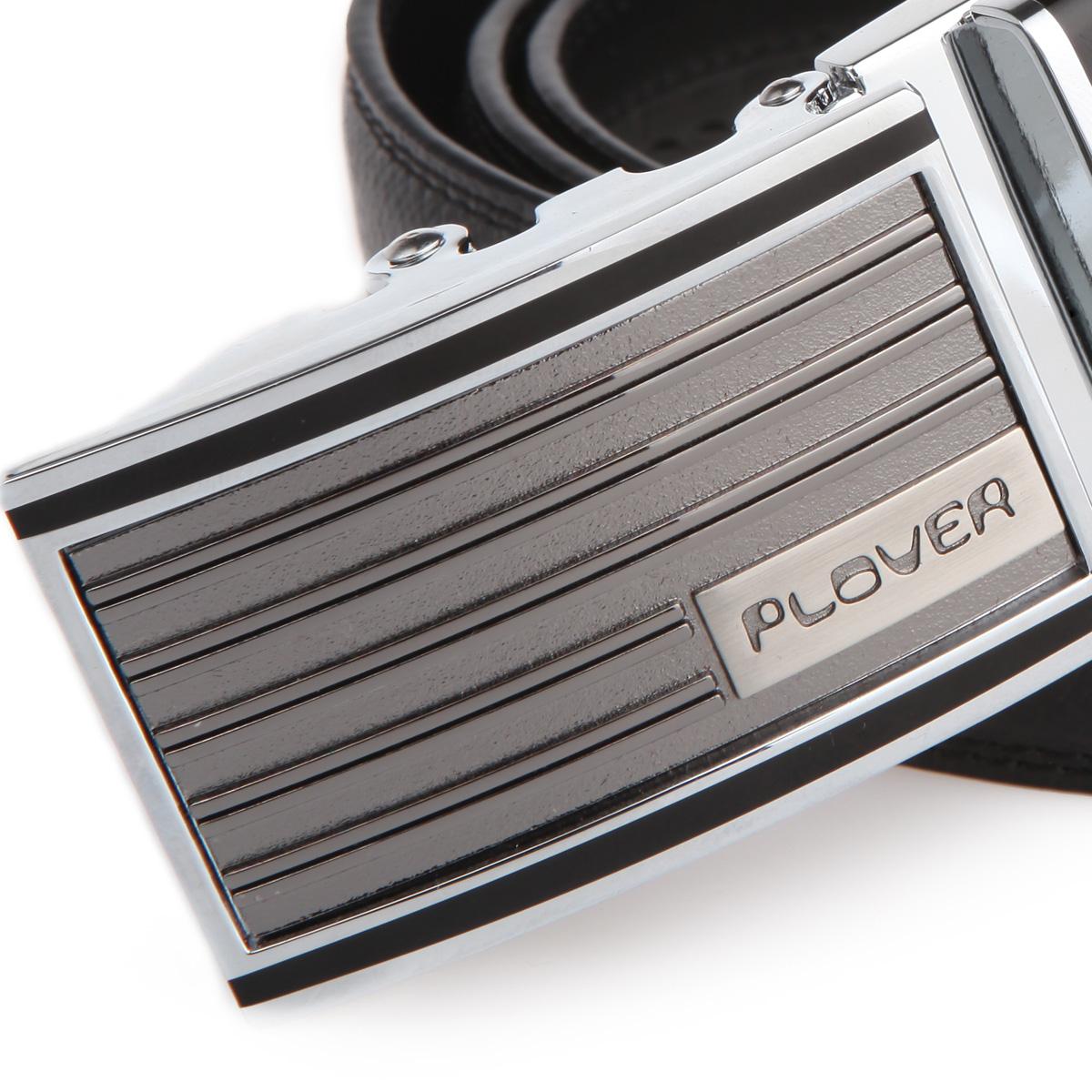 Ремень Plover 31000167/1 Мужчины Кожа быка С тиснением Автоматические пряжки Разный дизайн
