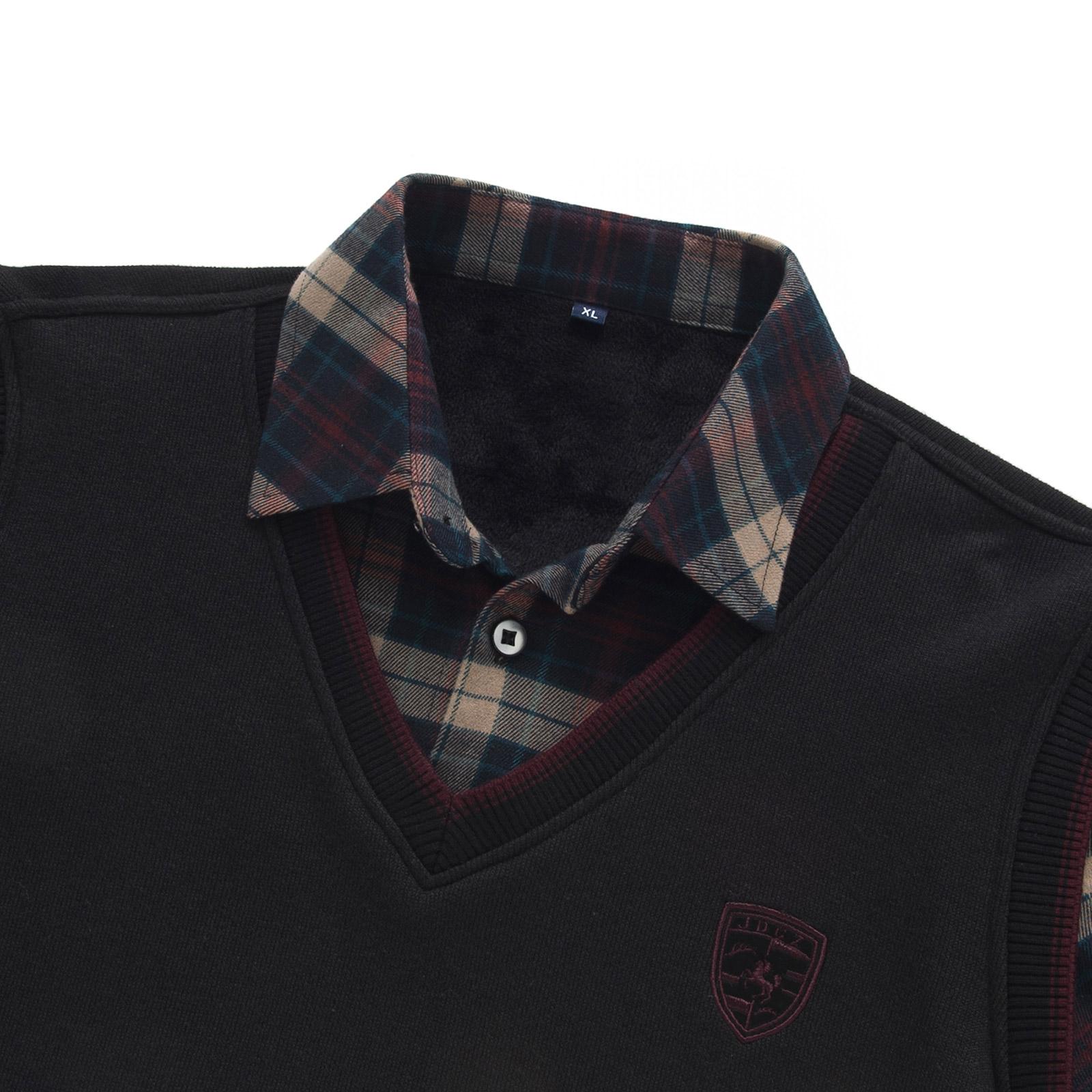 теплая пижама Sheewa 55135a Для молодых мужчин Полиэстер Длинный рукав V-образный вырез