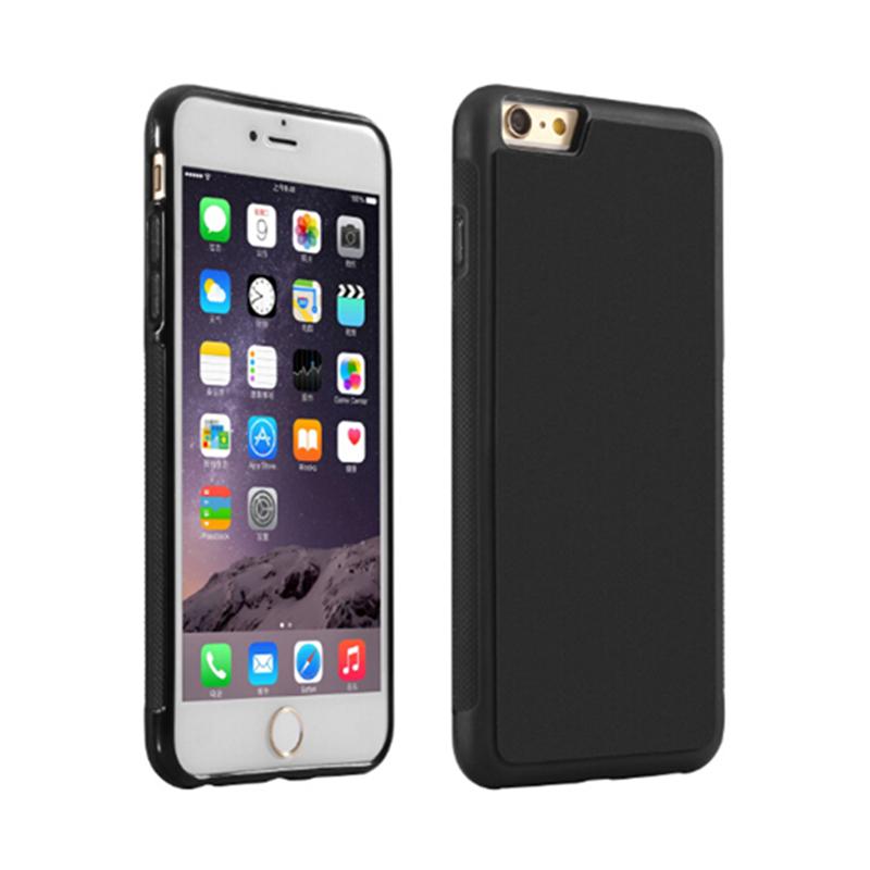 反重力手机壳 适用于iphone6s/plus/5/se苹果纳米吸附粘贴 黑科技