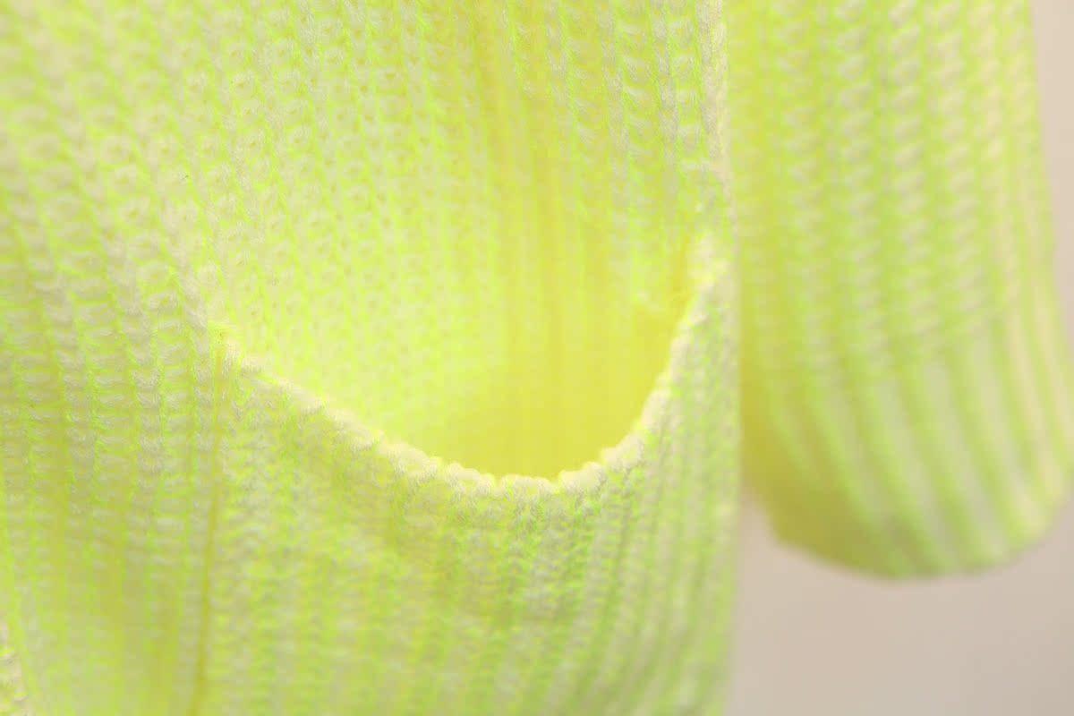 Свитер женский c11/01 2013 Разные материалы Осень 2013 Длинный рукав Классический рукав V-образный вырез