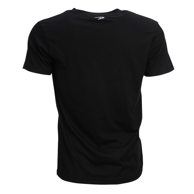 Спортивная футболка Deerway 20101297 [CSC] 10Q2 Стандартный О-вырез Короткие рукава ( ≧35cm ) 100 хлопок Для спорта и отдыха Влагопоглощающие % Логотип бренда, Рисунок, Надпись