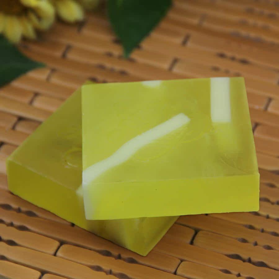 天然柠檬手工精油皂