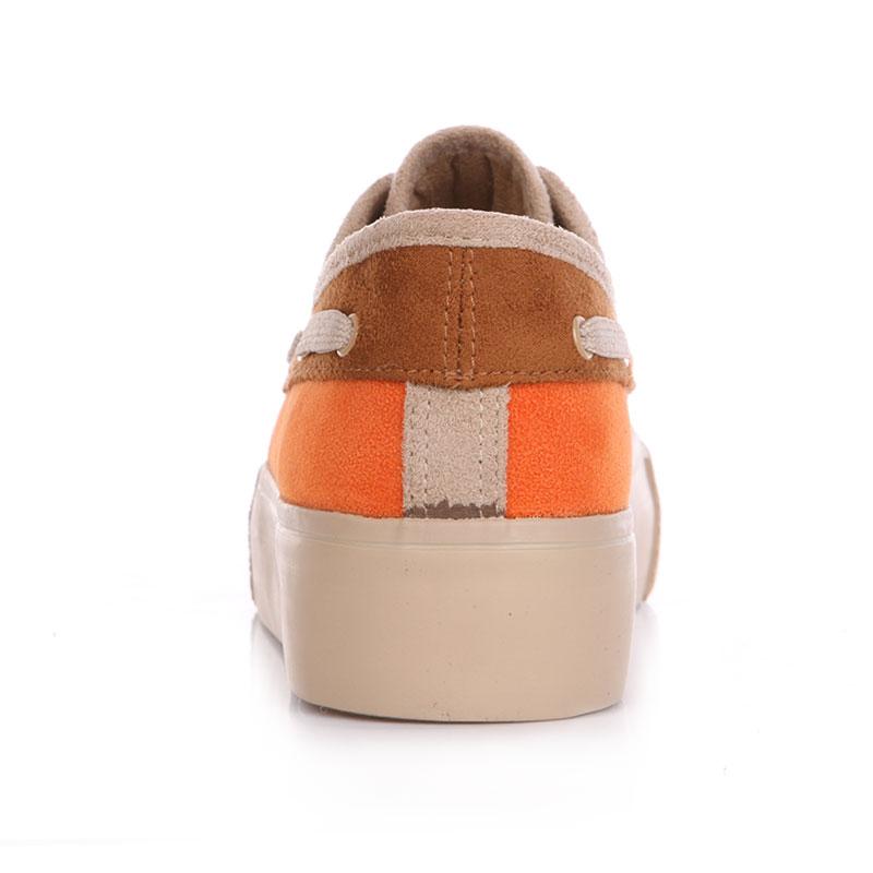 туфли Human 3365 Плоская подошва Замша