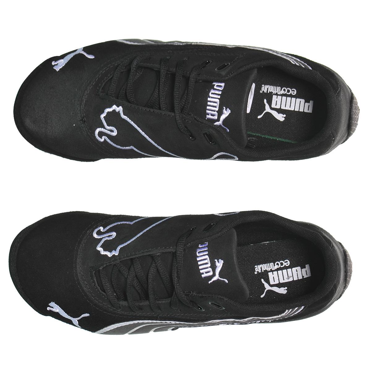 Спортивная обувь Puma 303663 Motorsport Замшевые Зима 2011 Унисекс Износостойкая резина