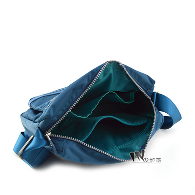 24082754b6 Firefox new ladies leisure bags aslant Oxford cloth bags fashionable zipper  small pure and fresh and the light travel