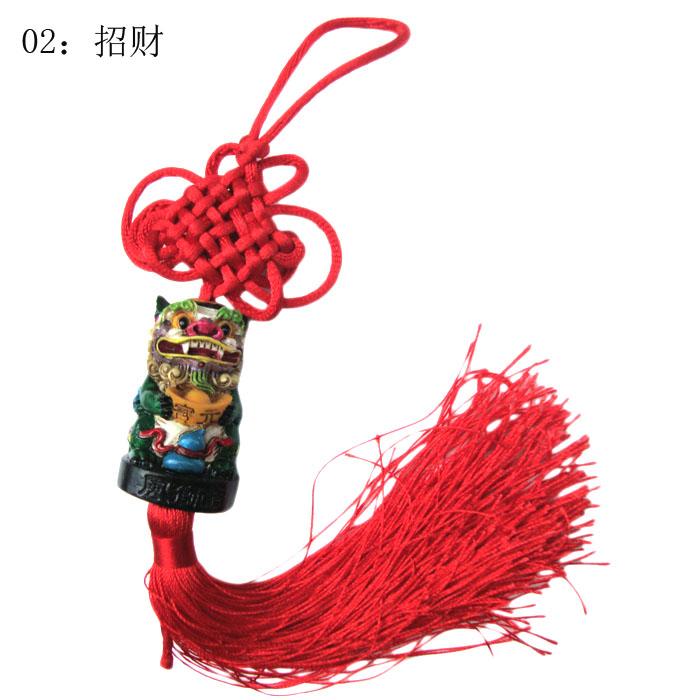 Цвет: 02: традиционный китайский узел Лаки пункта