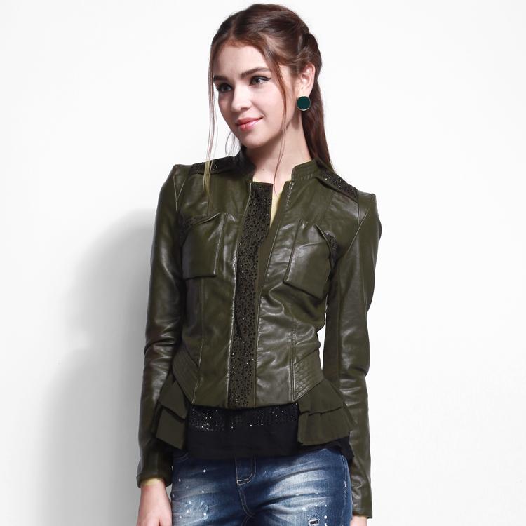 Кожаная куртка HITORAT 981008 PU