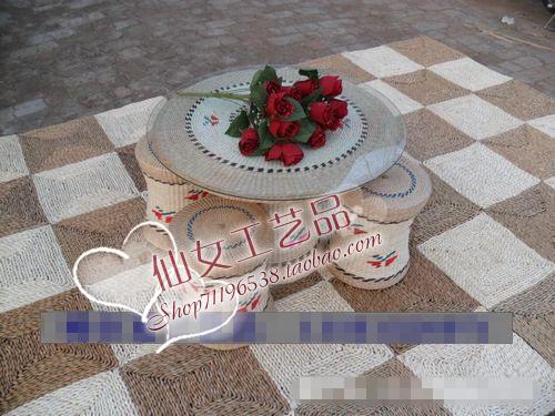 Чайный столик Hoba life Деревенский стиль