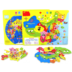 Пазл Puzzle Wood play