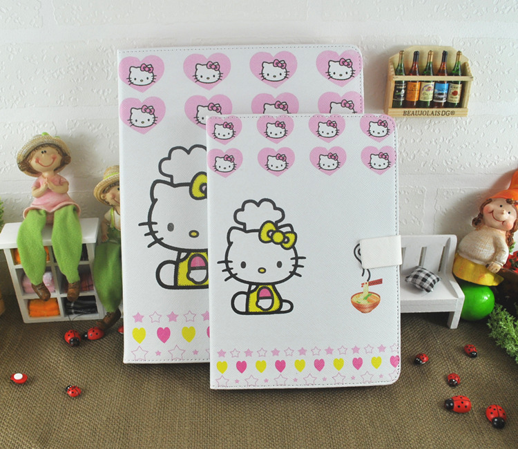 Apple чехол Hello kitty Ipad4ipad3ipad2mini Hello kitty ТПУ