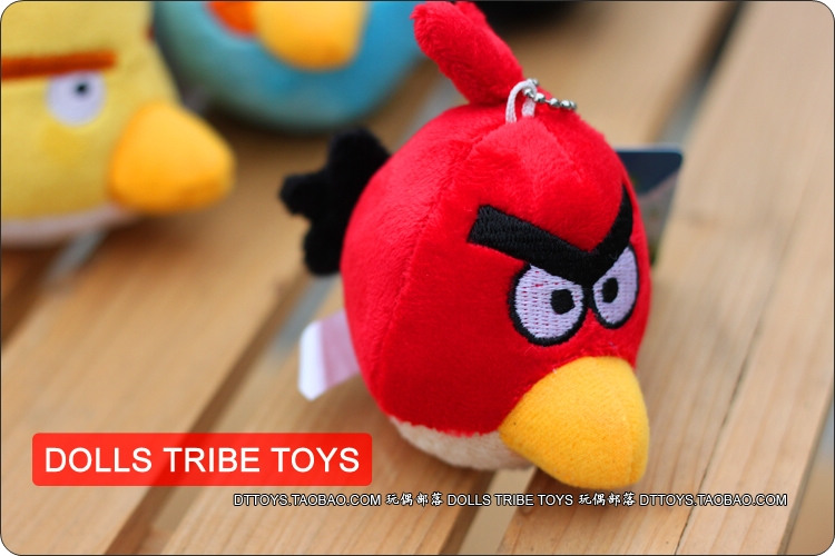 Мягкая игрушка Other brands  Angry Birds
