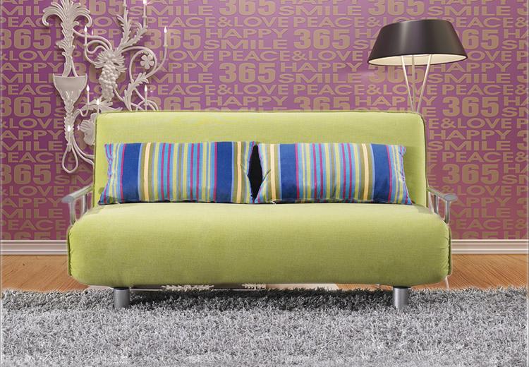 Железный диван Новое специальное предложение 1,25 1,45 м складной многофункциональный диван кроватью диван-кровать Пекин пакет почты Деревенский стиль