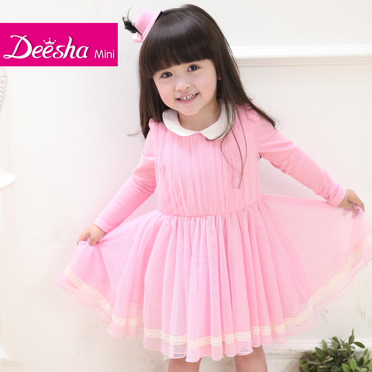 Детское платье из Китая