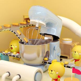 小熊厨师机家用小型和面机全自动揉面机多功能活面搅面商用搅拌机