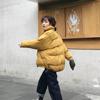 NizonDays2018冬季女士短款立领面包服小棉袄棉服棉衣潮
