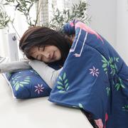 抱枕被子两用办公室午休靠垫被沙发靠枕汽车用折叠空调被床头靠背