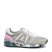 普瑞米亚达PREMIATA2019女士镂空透气鞋橡胶底系带运动鞋