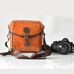 佳能微单相机包EOS Kiss M50 M100 M200 100D文艺复古M6 SL2 X10