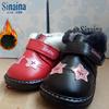 斯乃纳秋款女童公主鞋儿童学生女孩演出鞋真皮皮鞋