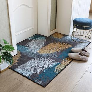 地垫门垫客厅进门家用吸水门厅北欧玄关入户门口蹭土脚垫地毯垫子