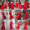 红色敬酒服新娘冬季2018结婚春季晚礼服裙女宴会高贵优雅孕妇