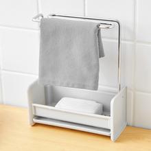 家用沥水架厨房海绵锅刷沥水篮百洁布厨房小用具干燥创意架置物架