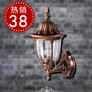 [Mikania lighting] HW0002 vestibule lights outdoor lights garden lights, Garden lights balcony light European lamps