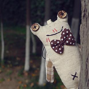 Креативная кукла