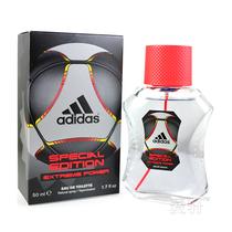 正品阿迪达斯男士香水50ml阿迪香水adidas男香水淡香古龙水冰点等