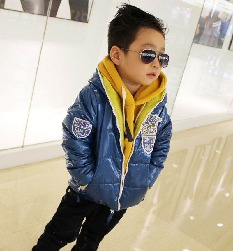 детская верхняя одежда TT 2011 Унисекс Утеплённая модель Флис Однотонный цвет С подкладкой из хлопка