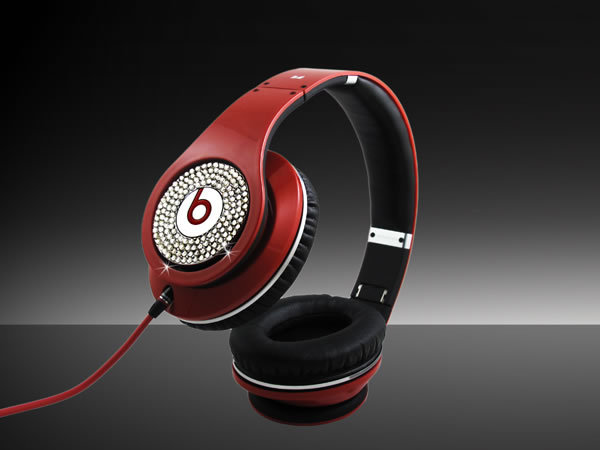 Наушники OTHER Wholesale Monster Dr Dre Studio Red Diamond Headphones OTHER / Other
