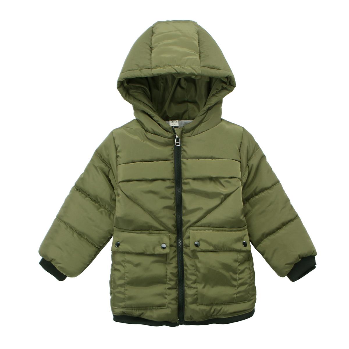 冬款童装棉服儿童棉衣男童棉衣2014新款加绒加厚外套冬装棉袄